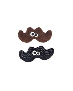 Mad Cat Cat Toy - Meowstache Twin Pack