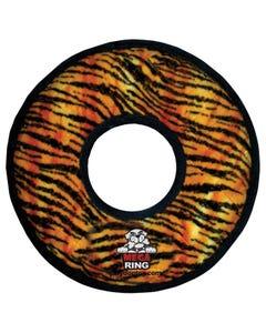 Tuffy's Dog Toy - Mega Ring - Tiger