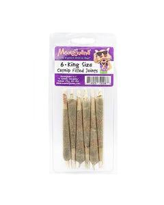 Meowijuana Catnip Catnibas Joints - Large