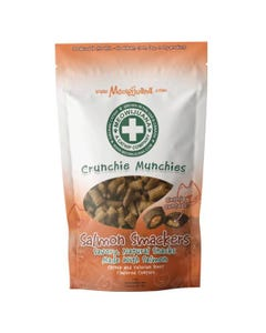 Meowjiwana Crunchie Munchie Cat Treats - Salmon Flavour