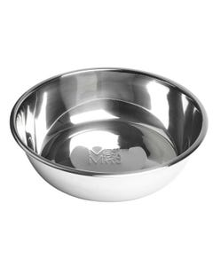 Messy Mutts Stainless Steel Dog Bowl