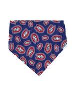 NHL Dog Bandanas - Montreal Canadiens