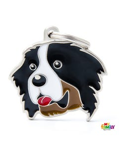 My Family Pet Friends Tag - Berner