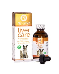 NaturPet Liver Care for Dogs and Cats