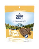 Natural Balance Belly Bites Dog Treats - Salmon & Legume Formula