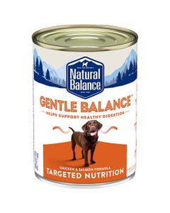 Natural Balance Targeted Nutrition Gentle Balance Chicken & Salmon Formula