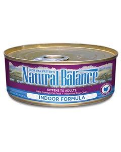 Natural Balance Canned Cat Food - Indoor Formula