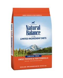 Natural Balance L.I.D. Sweet Potato & Fish