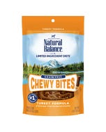 Natural Balance Limited Ingredient Diets Chewy Bites - Turkey