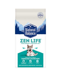 Natural Balance Targeted Nutrition Zen Life Dry Dog Food
