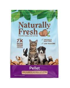 Naturally Fresh Non-Clumping Natural Pellet Litter