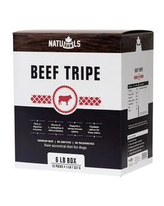 Naturawls Tripe for Dogs - Beef Tripe