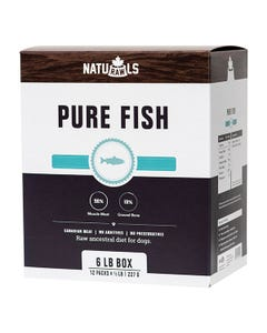 Naturawls Pure Line for Dogs - Pure Fish
