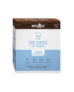 Naturawls Raw Dinners for Puppies
