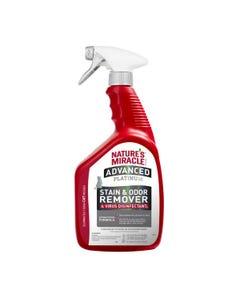 Nature's Miracle Advanced Plantium Stain & Odor Remover & Virus Disinfectant - Cat