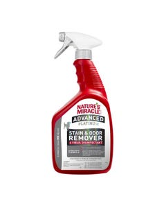 Nature's Miracle Advanced Plantium Stain & Odor Remover & Virus Disinfectant - Dog