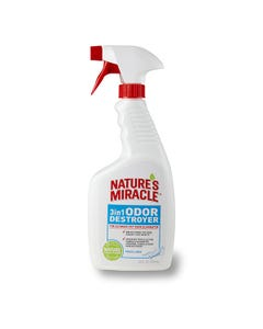Nature's Miracle 3-in-1 Odor Destroyer - Fresh Linen