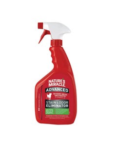 Nature's Miracle Advanced Stain & Odor Remover - 32 oz Spray