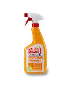 Nature's Miracle Oxy Stain & Odor Remover for Cats - Orange - Old Packaging
