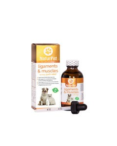 NaturPet Ligaments & Muscles Relief for Cats and Dogs