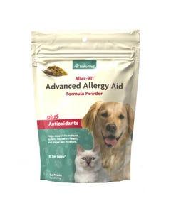 NaturVet Aller-911 Advanced Allergy Aid Powder