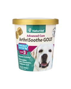 NaturVet ArthriSoothe-GOLD Advanced Care Soft Chews