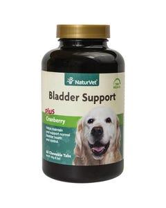 NaturVet Bladder Support Plus Cranberry Tabs