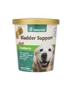 NaturVet Bladder Support Soft Chews