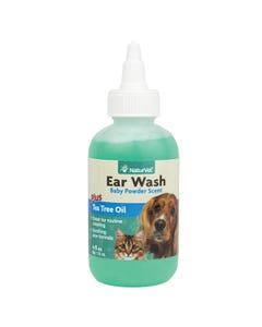 NaturVet Ear Wash Liquid - 4 fl. oz.