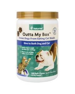 NaturVet Outta My Box Soft Chews