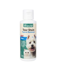 NaturVet Tear Stain Topical Remover