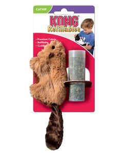KONG Refillables Catnip Beaver