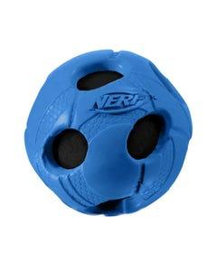 Nerf Dog Wrapped Bash Ball - Blue