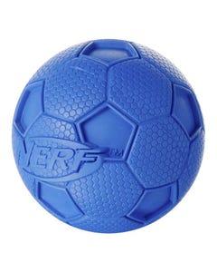 Nerf Dog Squeak Soccer Ball - Blue