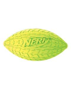 Nerf Dog Trax Squeak Football - Green
