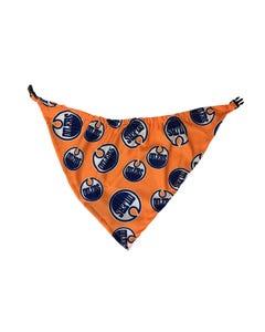 NHL Dog Bandanas - Edmonton Oilers