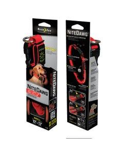 Nite Ize Nite Dawg LED Light-up Dog Collar -  Small