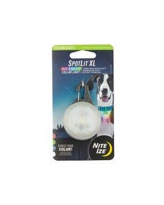 Nite Ize SpotLit XL Rechargeable Collar Light - Disc-O Select