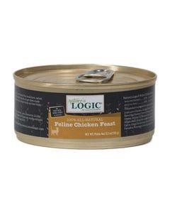 Nature's Logic Feline Wet Food - Chicken Feast