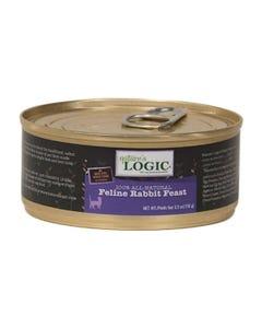 Nature's Logic Feline Wet Food - Rabbit Feast