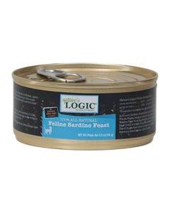 Nature's Logic Feline Wet Food - Sardine Feast