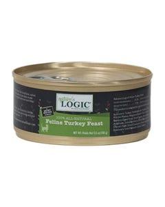 Nature's Logic Feline Wet Food - Turkey Feast