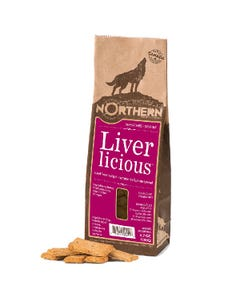 Northern Biscuit Wheat Free Liverlicious Dog Treats