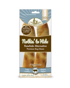 """Fieldcrest Farms Nothin' to Hide 10"""" Large Rolls - Delectable Beef Flavor"""