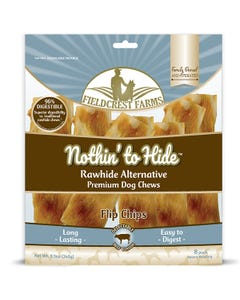 Fieldcrest Farms Nothin' to Hide Flip Chips - Delectable Beef Flavor