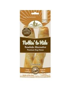 "Fieldcrest Farms Nothin' to Hide 5"" Small Rolls - Delicious Peanut Butter Flavor"