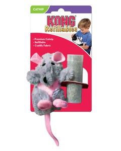 Kong Refillables Catnip Rat Cat Toy