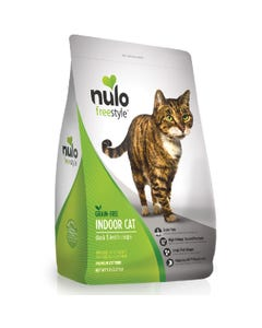 Nulo Freestyle Indoor Cat Food - Duck & Lentils Recipe