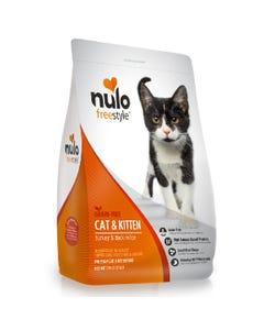 Nulo Freestyle High-Meat Kibble for Cat & Kittens - Turkey & Duck Recipe