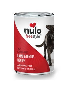 Nulo Freestyle Grain-Free Wet Food for Adult Dog Breeds - Lamb & Lentils Recipe